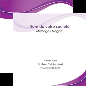 realiser flyers web design violet fond violet couleur MLIG75281
