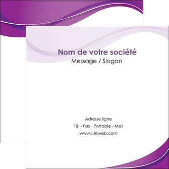 realiser flyers web design violet fond violet couleur MLGI75281