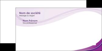 personnaliser maquette enveloppe web design violet fond violet couleur MLGI75285