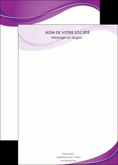 exemple affiche web design violet fond violet couleur MLIG75291