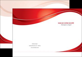personnaliser maquette pochette a rabat web design texture contexture structure MIF75311