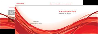 creer modele en ligne depliant 2 volets  4 pages  web design texture contexture structure MLGI75473