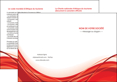 imprimerie depliant 2 volets  4 pages  web design texture contexture structure MLGI75497