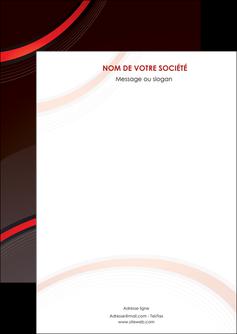 cree flyers web design rouge gris contexture MLGI76695