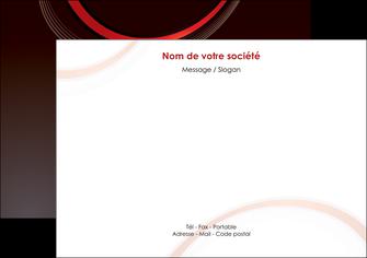 faire modele a imprimer flyers web design rouge gris contexture MLGI76715