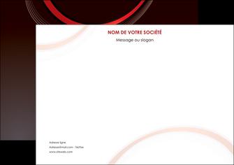 cree flyers web design rouge gris contexture MLGI76725