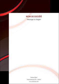 modele en ligne affiche web design rouge gris contexture MLGI76733