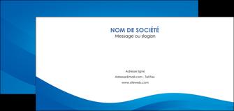 imprimer flyers web design bleu fond bleu bleu pastel MIF77027