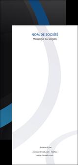 imprimerie flyers web design noir fond noir bleu MLGI78677