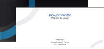 creation graphique en ligne flyers web design noir fond noir bleu MLGI78693