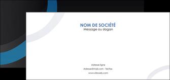 creation graphique en ligne flyers web design noir fond noir bleu MLGI78693