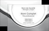 modele en ligne carte de visite web design gris fond gris rond MLGI78949