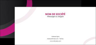 realiser flyers web design noir fond noir violet MIF79017