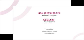 imprimerie carte de correspondance web design noir fond noir violet MIF79019