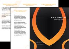 Impression Dépliants Web Design imprimer-depliants-impression Dépliant 6 pages Pli roulé DL - Portrait (10x21cm lorsque fermé)