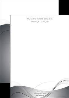 personnaliser maquette affiche web design gris fond gris texture MIF79433