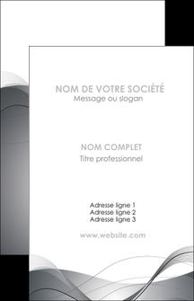 realiser carte de visite web design gris fond gris texture MIF79441