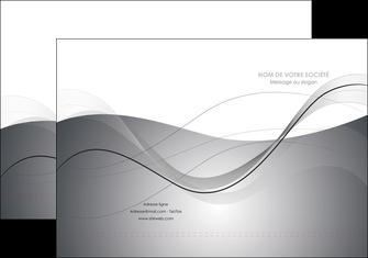 modele en ligne pochette a rabat web design gris fond gris texture MIF79443