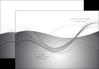 maquette en ligne a personnaliser pochette a rabat web design gris fond gris texture MIF79445