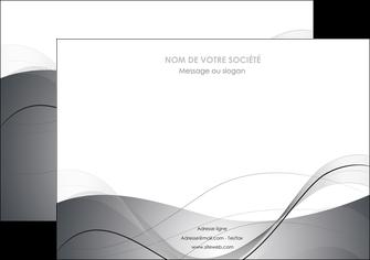 creer modele en ligne affiche web design gris fond gris texture MIF79451