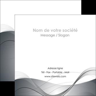 exemple flyers web design gris fond gris texture MIF79465