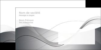 creer modele en ligne enveloppe web design gris fond gris texture MIF79469
