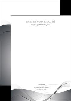 personnaliser maquette flyers web design gris fond gris texture MIF79475