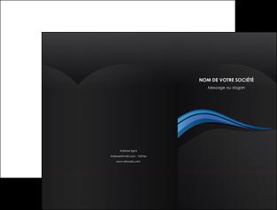 cree pochette a rabat web design bleu couleurs froides gris MIF79559