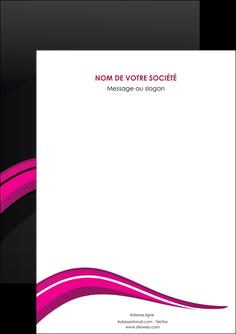 exemple flyers web design violet fond violet arriere plan MIF80299