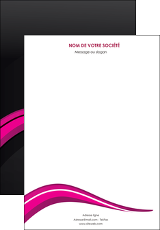 exemple affiche web design violet fond violet arriere plan MIF80303