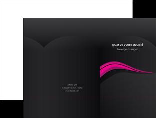 exemple pochette a rabat web design violet fond violet arriere plan MIF80311