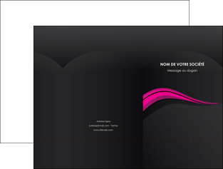 exemple pochette a rabat web design violet fond violet arriere plan MLGI80311