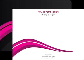 creer modele en ligne affiche web design violet fond violet arriere plan MIF80317
