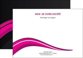 realiser flyers web design violet fond violet arriere plan MIF80325
