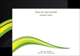 imprimerie flyers paysage vert gris nature MIF80373