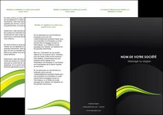 Impression depliant pube Paysage devis d'imprimeur publicitaire professionnel Dépliant 6 pages Pli roulé DL - Portrait (10x21cm lorsque fermé)