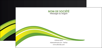 modele flyers paysage vert gris nature MIF80385