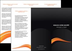 Commander Plaquette d'entreprise Web Design imprimerie-faire-plaquette-entreprise-imprimer Dépliant 6 pages Pli roulé DL - Portrait (10x21cm lorsque fermé)