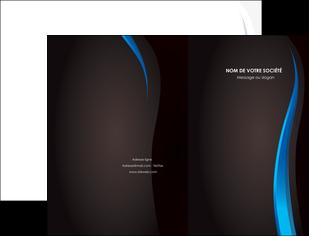 personnaliser modele de pochette a rabat web design gris fond gris fond MLGI80853