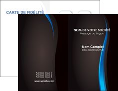 Modele Carte 2 Volets 4 Pages Pliee