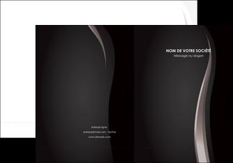 creation graphique en ligne pochette a rabat web design gris fond gris simple MLGI81171