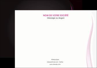 personnaliser modele de affiche violet fond violet gris MLGI81197