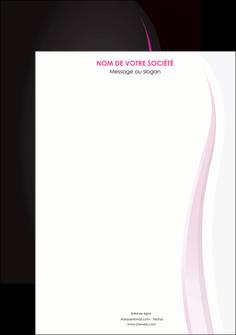 maquette en ligne a personnaliser affiche violet fond violet gris MLGI81235