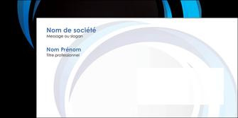 maquette en ligne a personnaliser enveloppe web design bleu couleurs froides abstrait MLGI81319