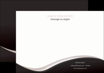 faire affiche web design gris rose fond gris MLGI83697