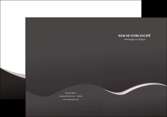 faire pochette a rabat web design gris rose fond gris MLGI83721