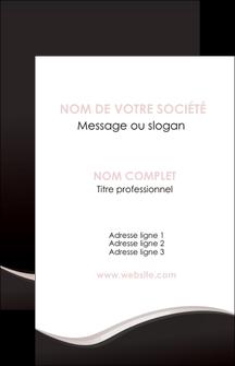 modele en ligne carte de visite web design gris rose fond gris MLGI83723