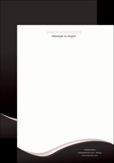 faire affiche web design gris rose fond gris MLGI83729