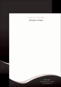 exemple affiche web design gris rose fond gris MLGI83735