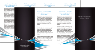 modele depliant 4 volets  8 pages  web design abstrait arriere plan bande MLGI84419